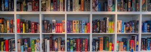 Board Game Shelfie